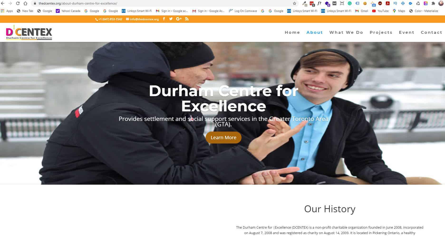 dcentex-screenshot